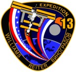 Expedition 13 Logo