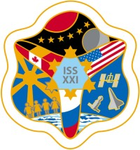 Expedition 21 Logo