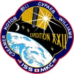 Expedition 22 Logo