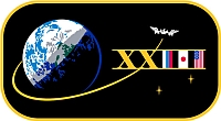 Expedition 23 Logo