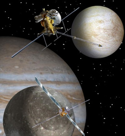 Flaggschiffmission Jupiter-Europa