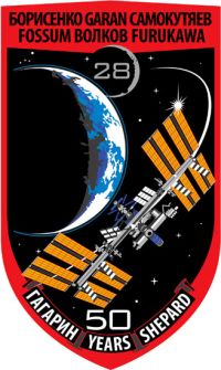 Expedition 28 Logo