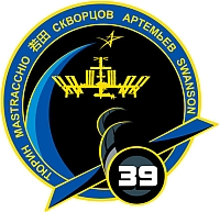 Expedition 39 Logo